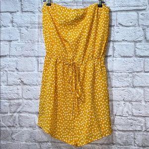 yellow romper 🌻